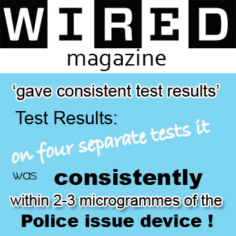 Alcovisor MK X as tested by Wired Magazine